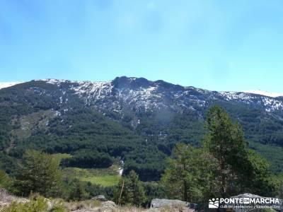 Cascadas de La Granja - Chorro Grande y Chorro Chico; el senderismo; escalada;equipo senderismo vera
